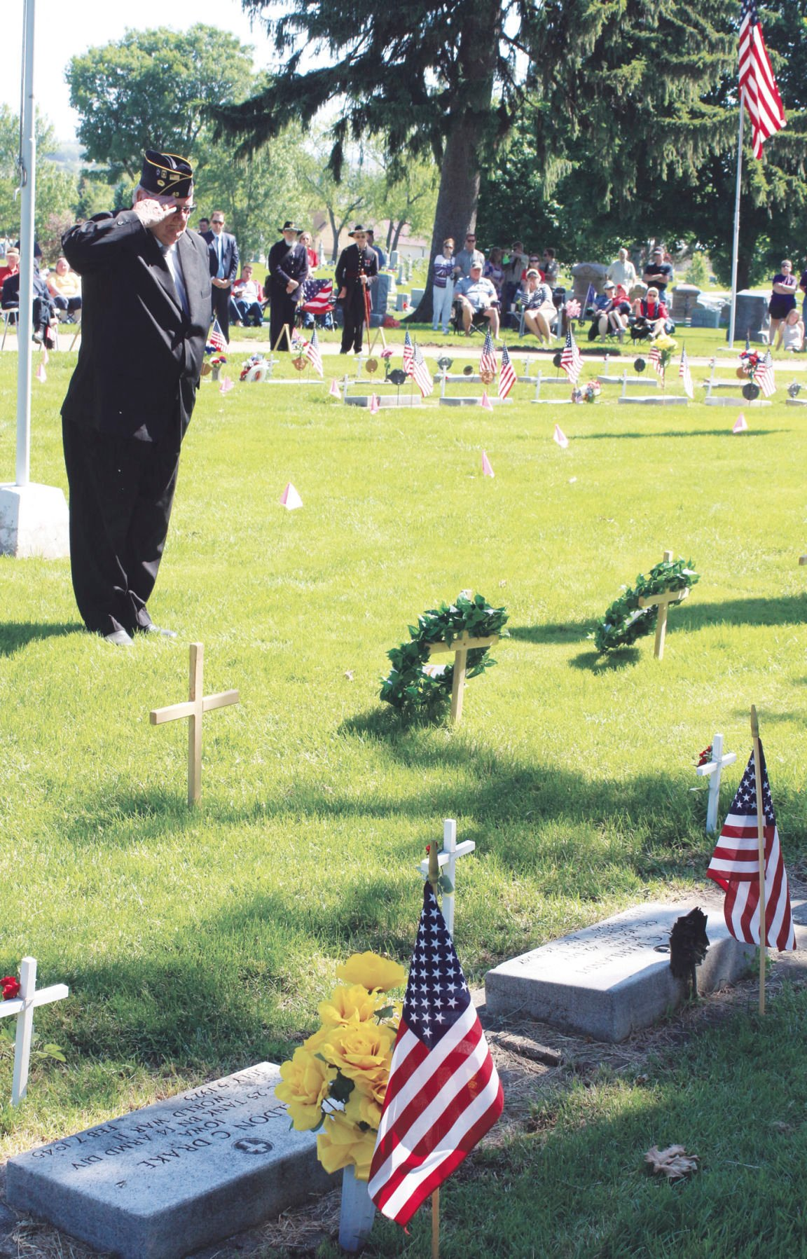 Memorial Day observances changing for this year