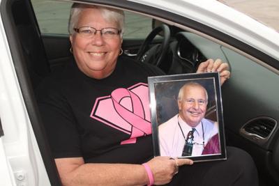 Former Exira resident raises awareness for male breast cancer