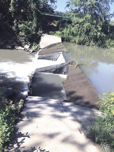 Audubon Dam project