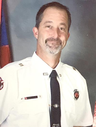 Cappel Elected To Atlantic Fire Chief