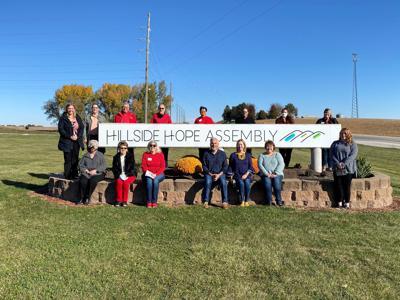 Atlantic Area Chamber Ambassadors Visit Hillside Hope Assembly