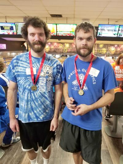 Griswold Tigers Special Olympics Athletes Compete At Bowling Competition