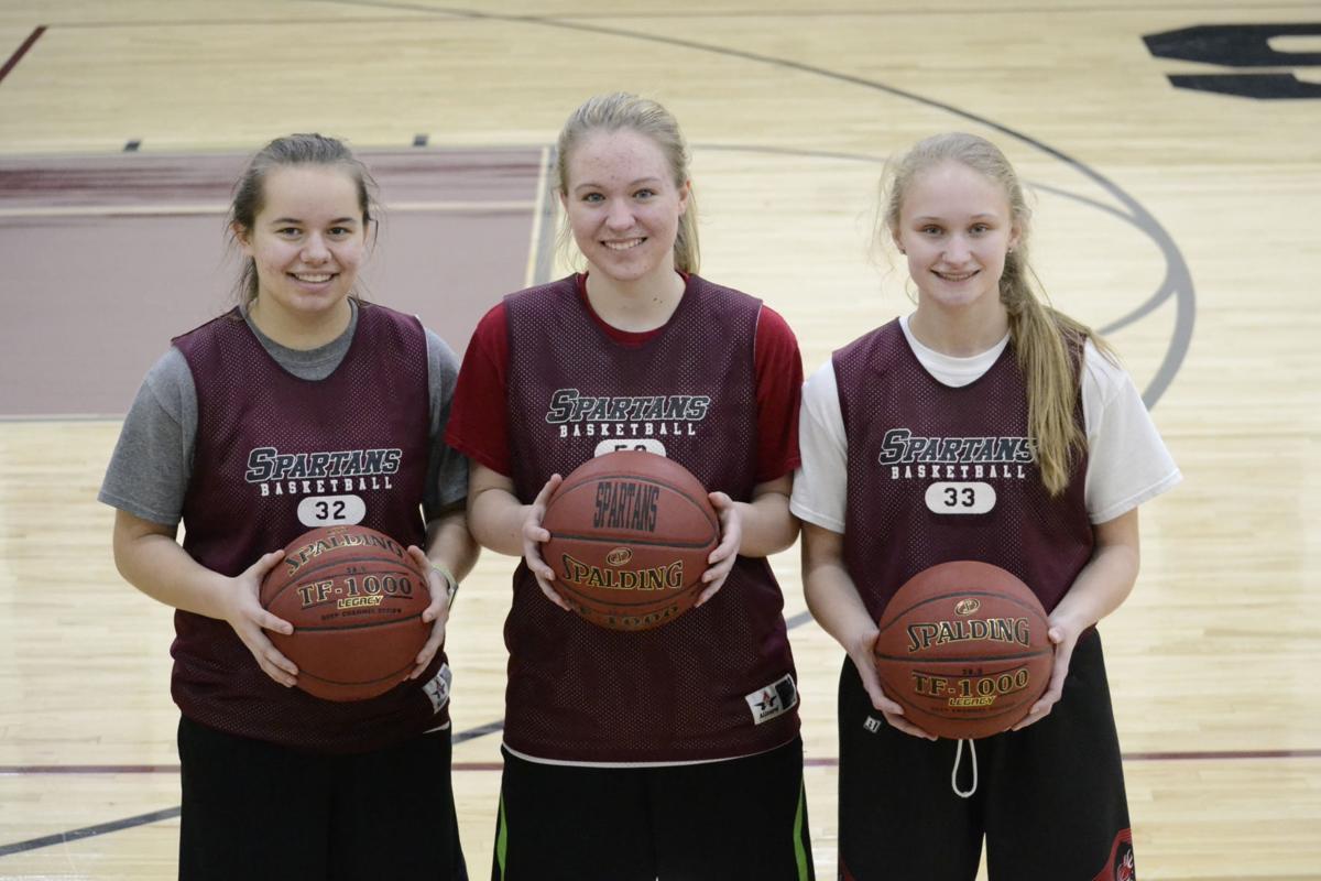 Spartan Girls Basketball