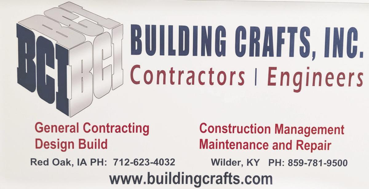 Building Crafts, Inc. logo