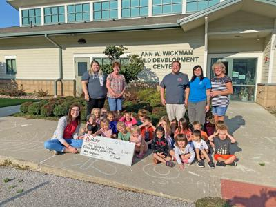 Ann Wickman Center mum fundraiser doubles profits with the help of local community