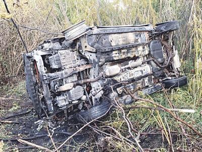 Crash injures four