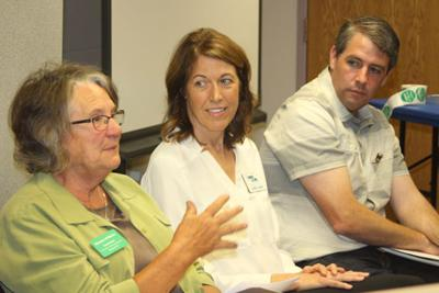 Candidates give their ideas for the future at forum in Atlantic