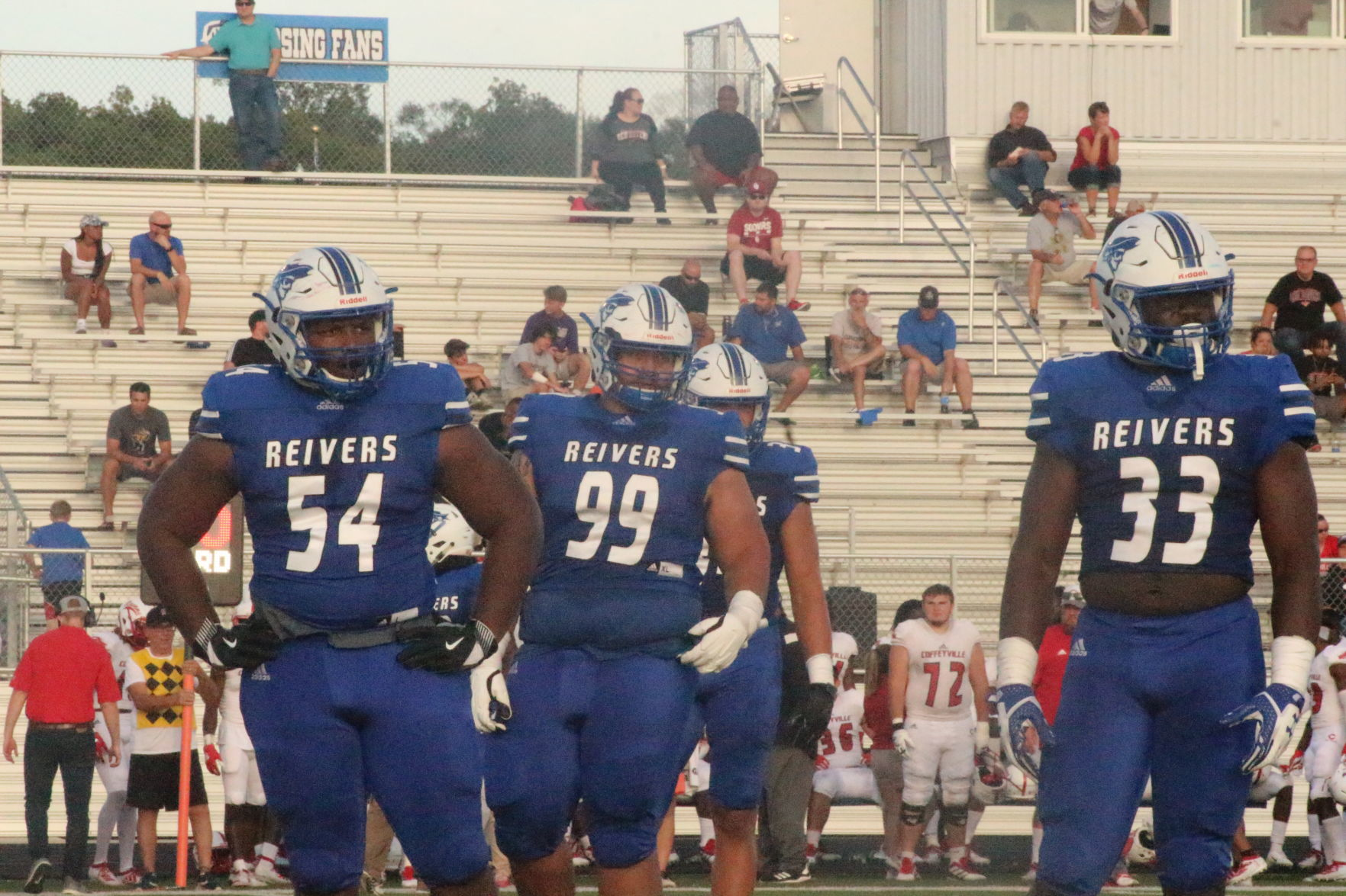 COMPLETE 2018 JUCO COLLEGE IOWA WESTERN REIVERS TEAM SET