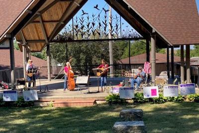 Live Band in the Park