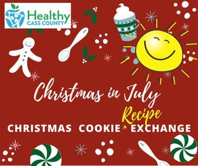 Groups Partner In Christmas in July Christmas Cookie Recipe Exchange