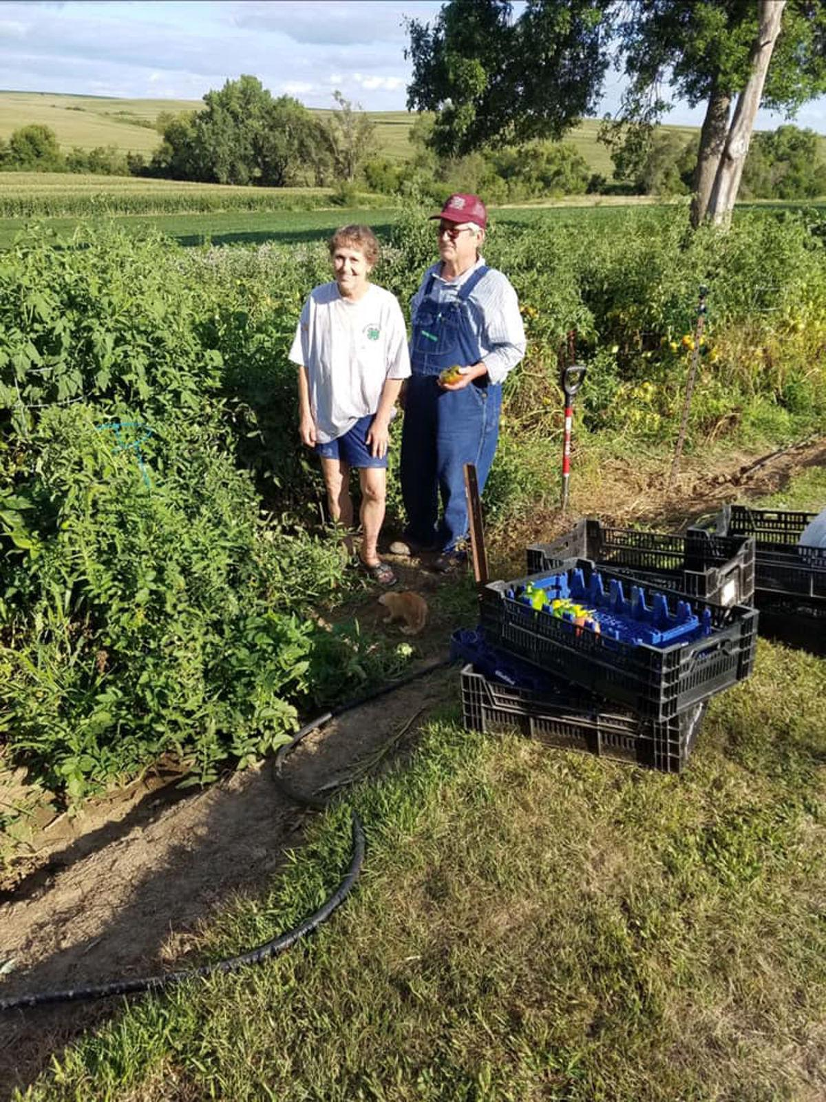 Cass County Master Gardener Honored with State Award