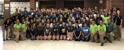 Atlantic FFA Hosts Leadership Training Event