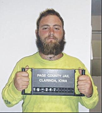 Elk Horn Man Arrested