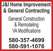 J&I Home Improvement & General Contracting