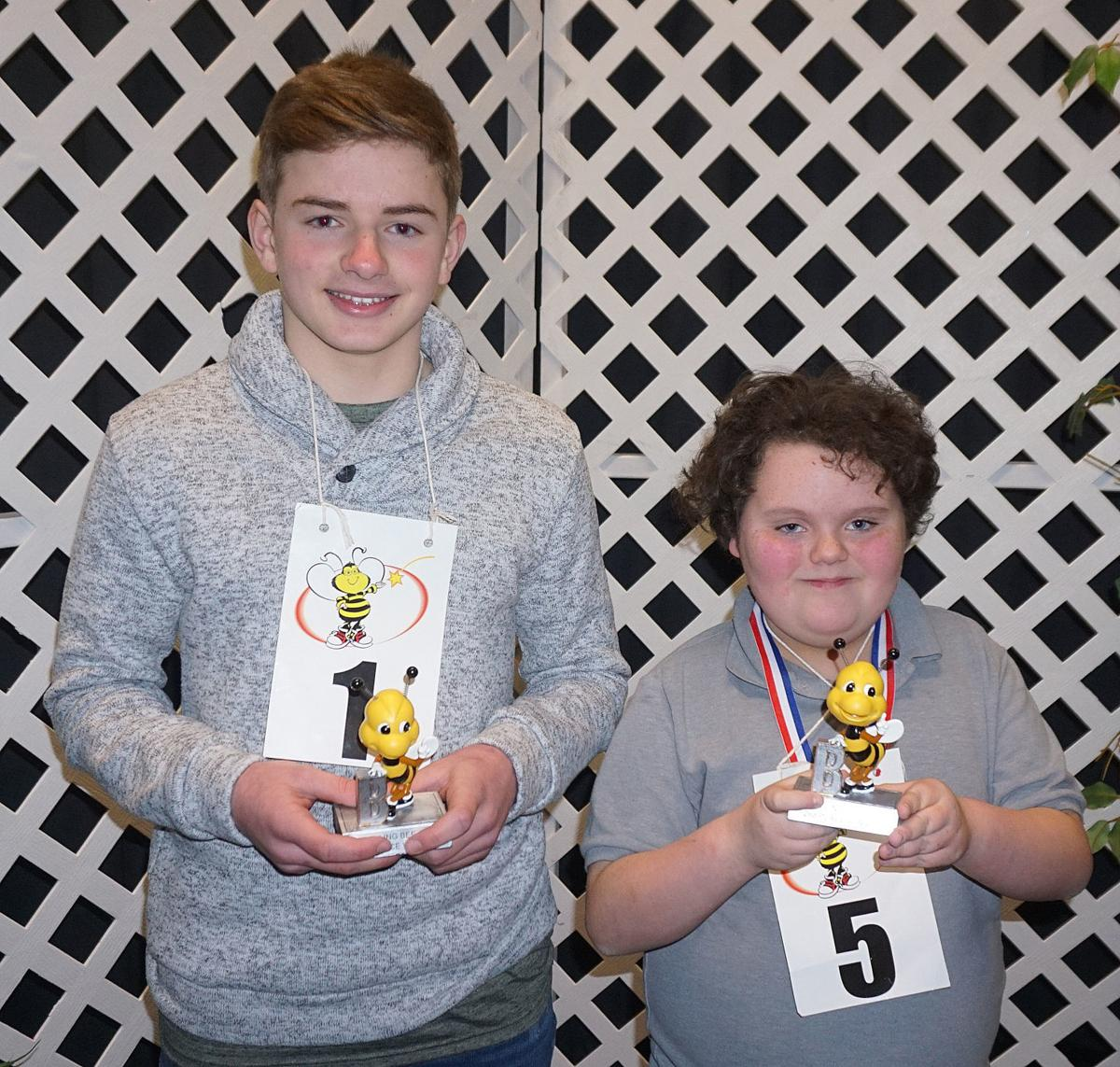 Lawton Schools Spelling Bee