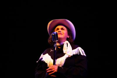 'Always...Patsy Cline' will be performed at the McMahon Auditorium