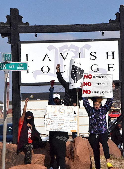 Details Released In Lawton Police Shooting Investigation Community Protests News Swoknews Com