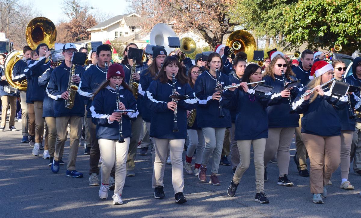 Marlow Christmas parade
