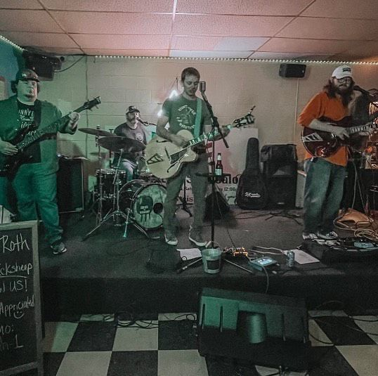 Cade Roth & The Black Sheep live