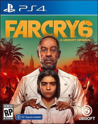 'Far Cry 6' unveiling steps into political quagmire