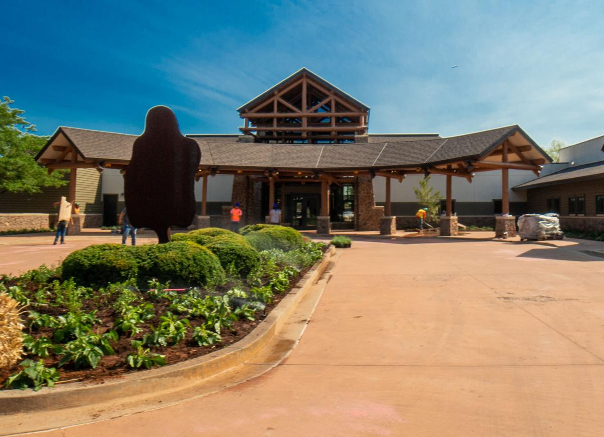 Oklahoma Tourism & Recreation Department hosts grand reopening for Quartz Mountain State Park Lodge
