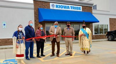 Kiowa COOP opening