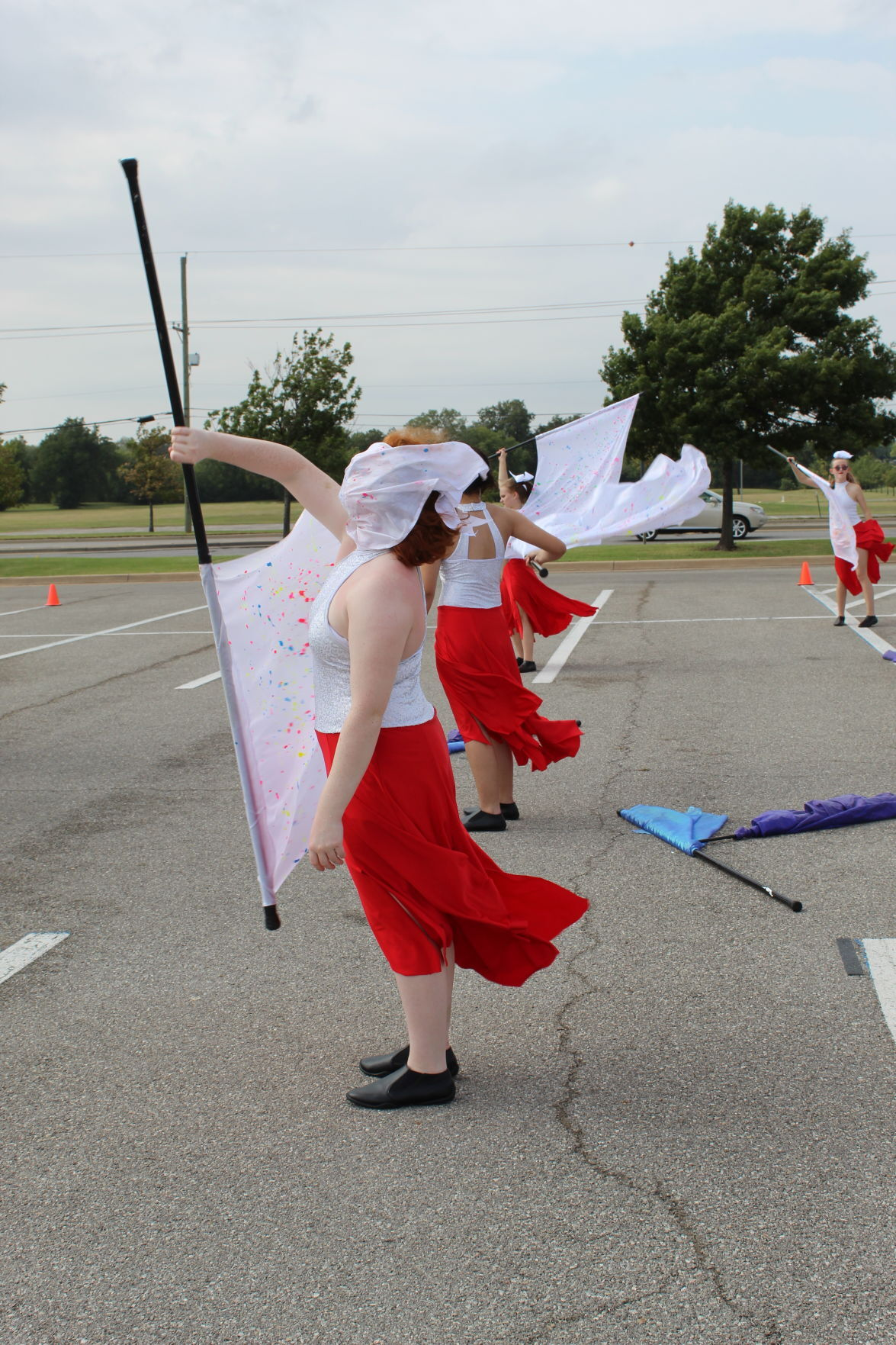 Marching band regionals