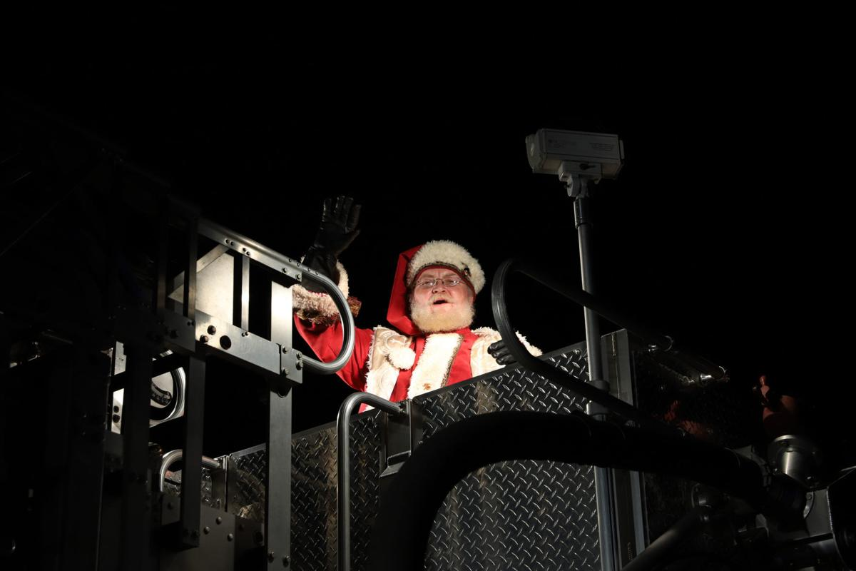 Lawton Christmas Parade 2020 Christmas parade enjoyed by young and old | News | swoknews.com