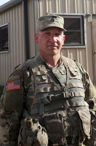 Staff Sgt. James Secriskey