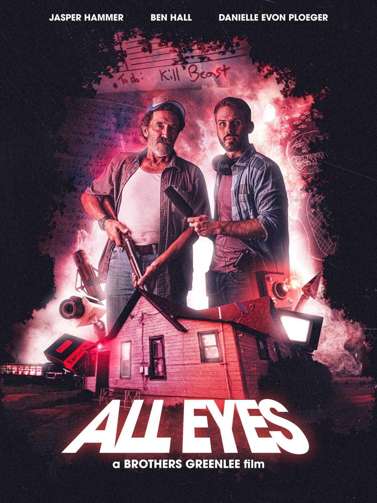"""""""All Eyes"""" movie poster"""