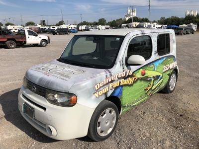 The Lawton Constitution vehicle