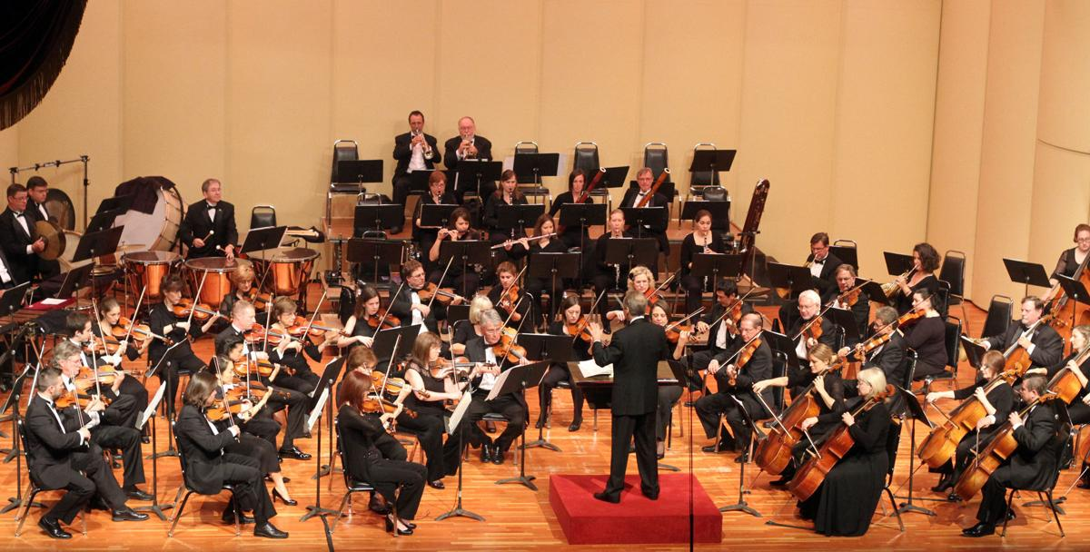 The Lawton Philharmonic Orchestra returns for its 60th season
