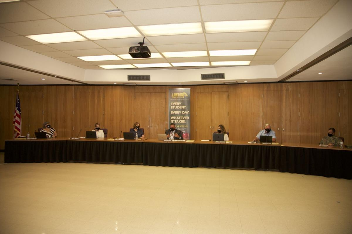 School Board votes on masks