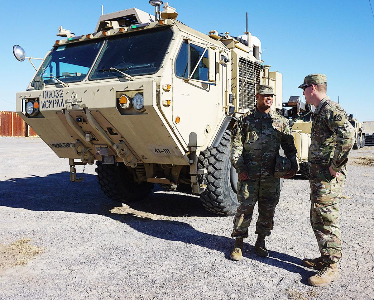 Atomus Hardware at Fort Sill