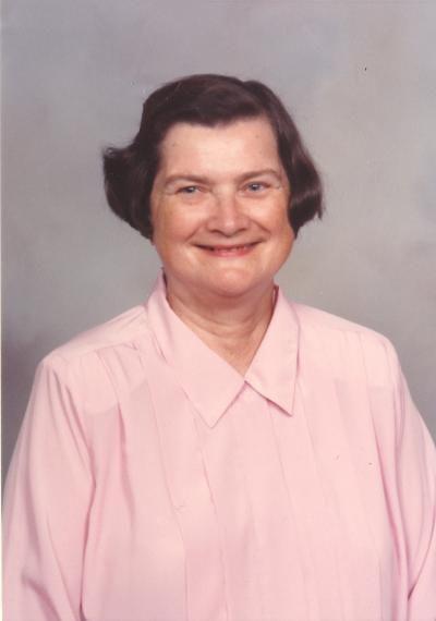 Elizabeth Ann O'Connor