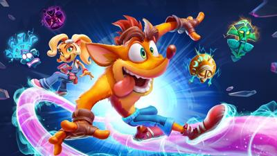 'Crash Bandicoot' returns to form with 'It's About Time'