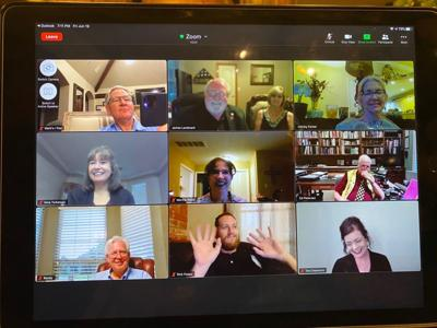 GLRC virtual meeting