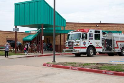 Tomlinson Middle School evacuated because of smoke