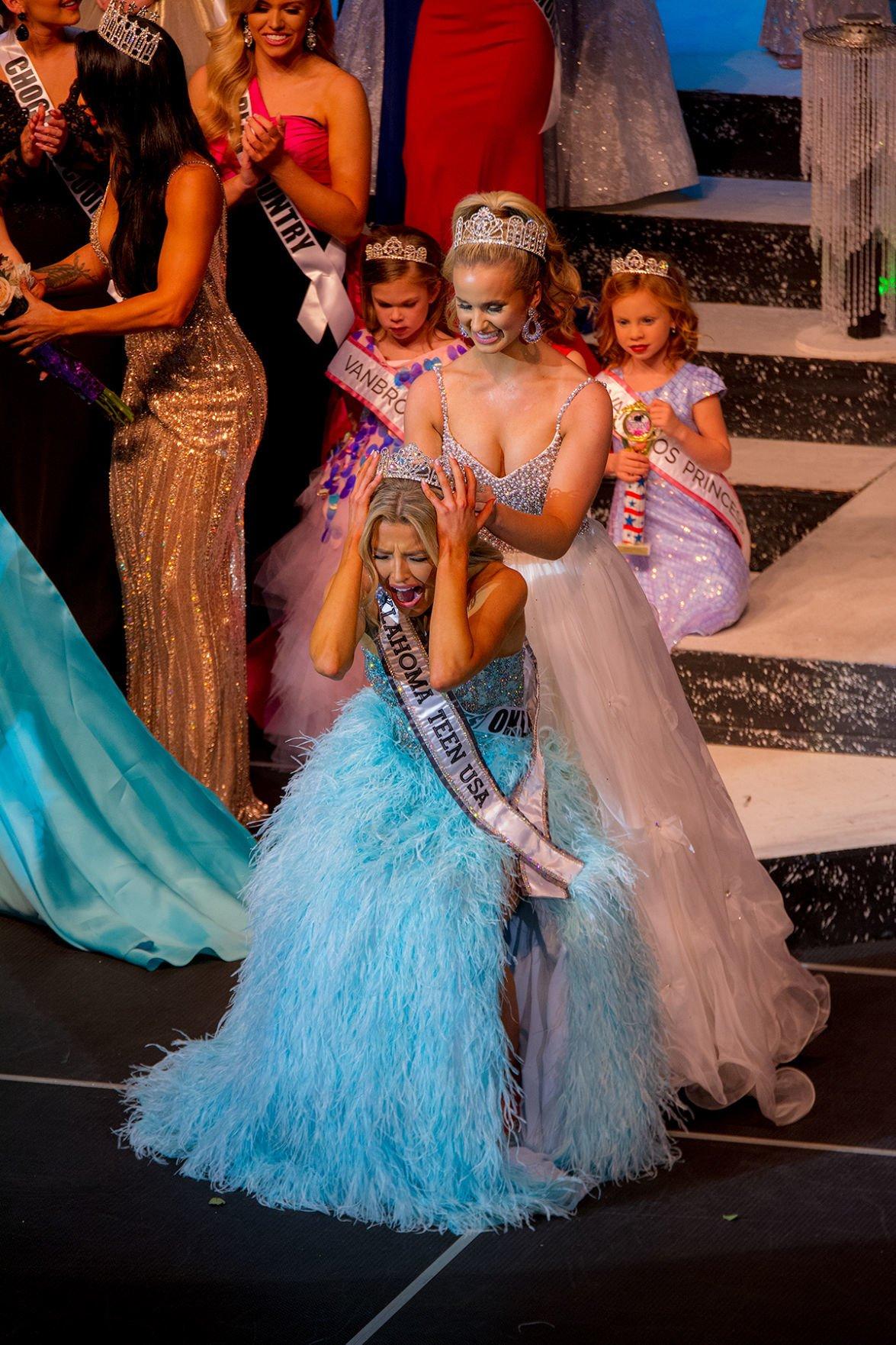 Danika crowned