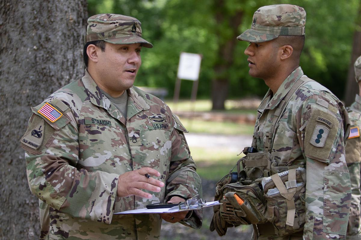 Fort Sill Drill sergeants compete for top honor