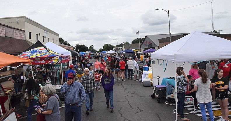 Cache celebrates 'Summer in the Streets'