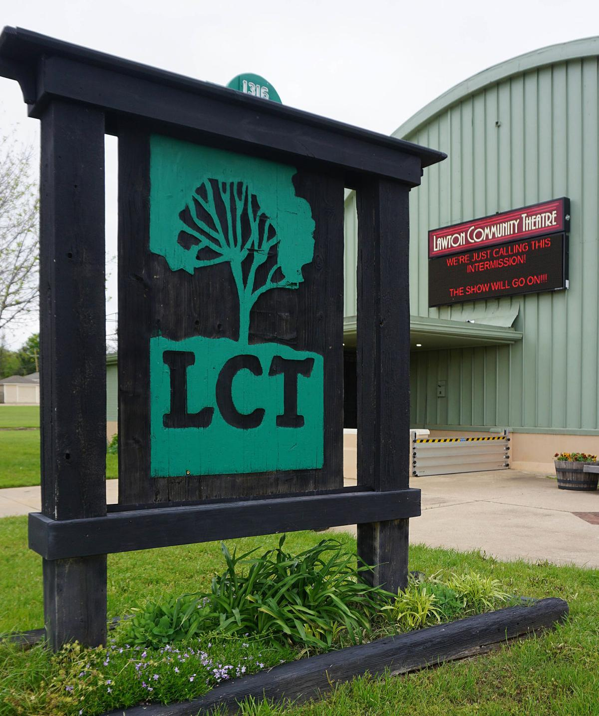Lawton Community Theatre closed its doors to the public during the pandemic