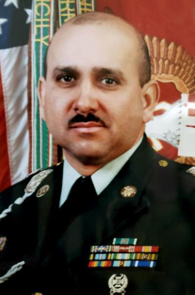 Staff Sgt. (Retired) Jose E. Fernandez-Esteves