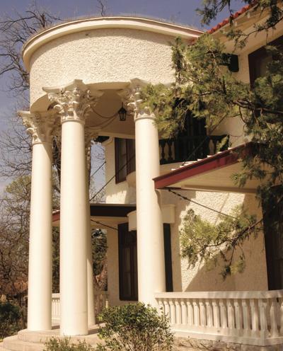 The Historic Mattie Beal House