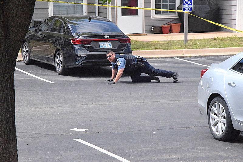 Garrett's Landings homicide