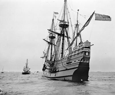 Britain Mayflower II