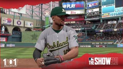 Baseball comes to Xbox today with 'The Show'