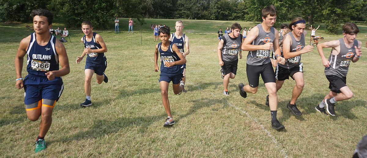 Cross Country Run