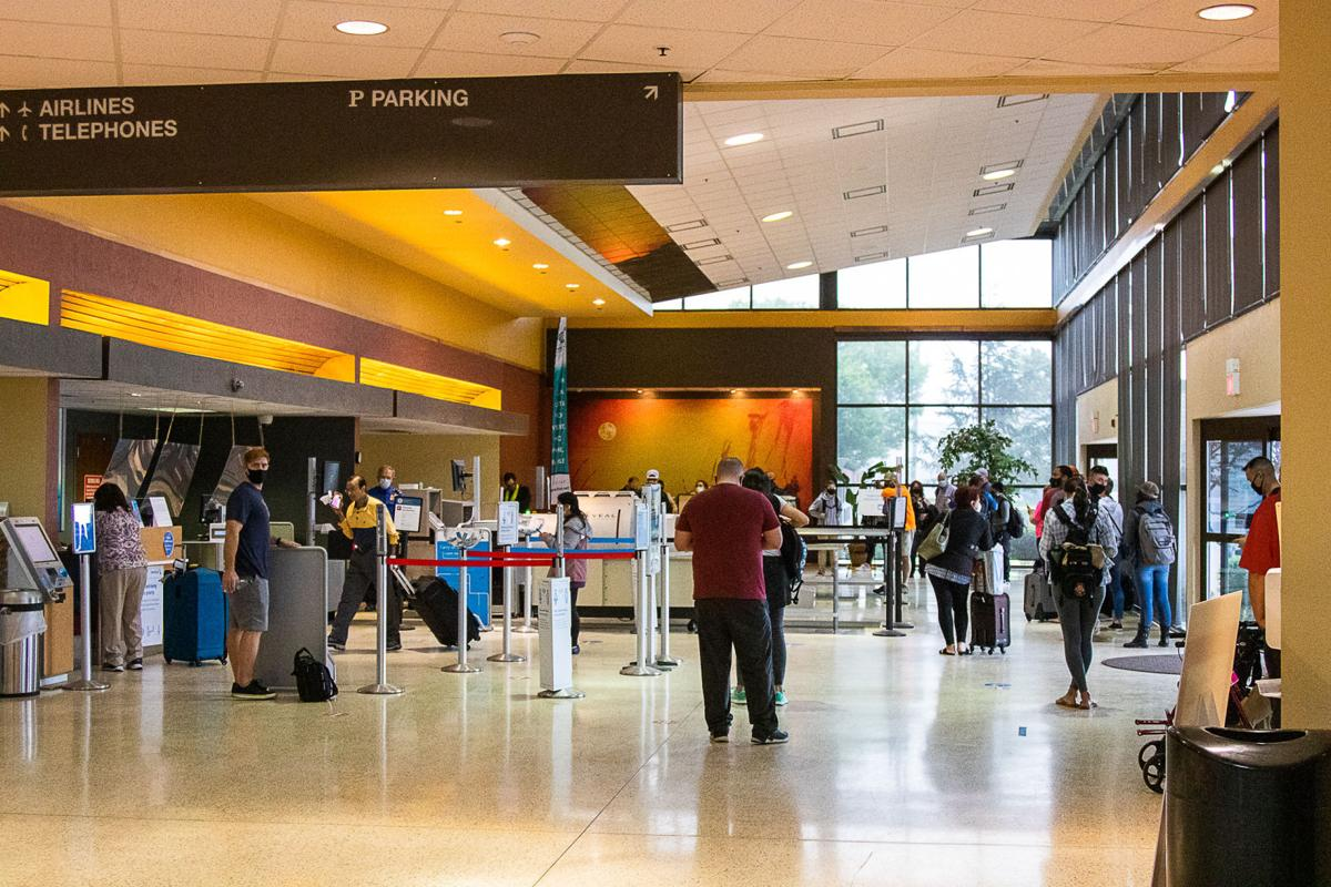 Lawton-Fort Sill Regional Airport continues modernization projects |  Business | swoknews.com