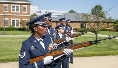 Senior Airman Portia Short